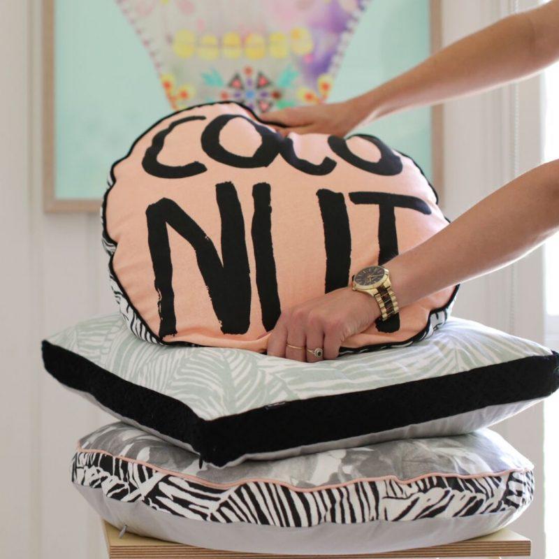 ourlieu coco nut cushion cover