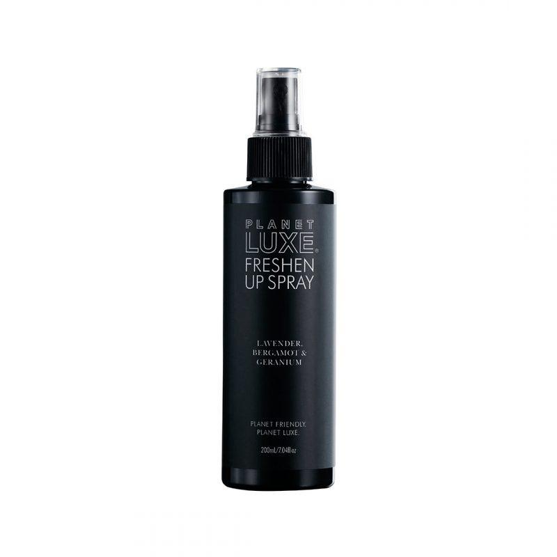 Planet luxe freshen up spray
