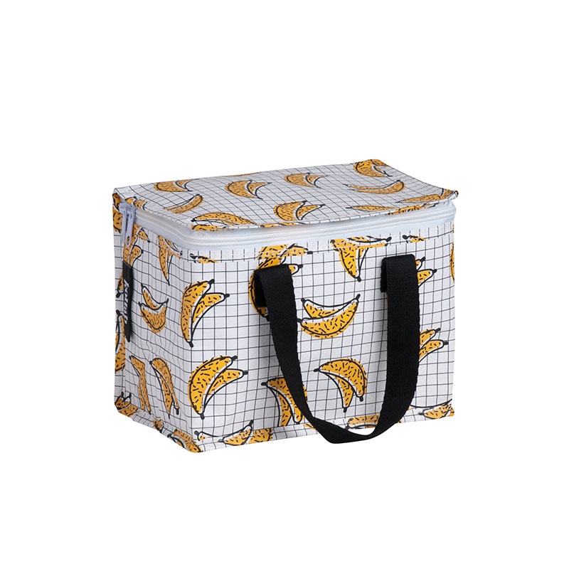 kollab bananas cafe lunch bag small