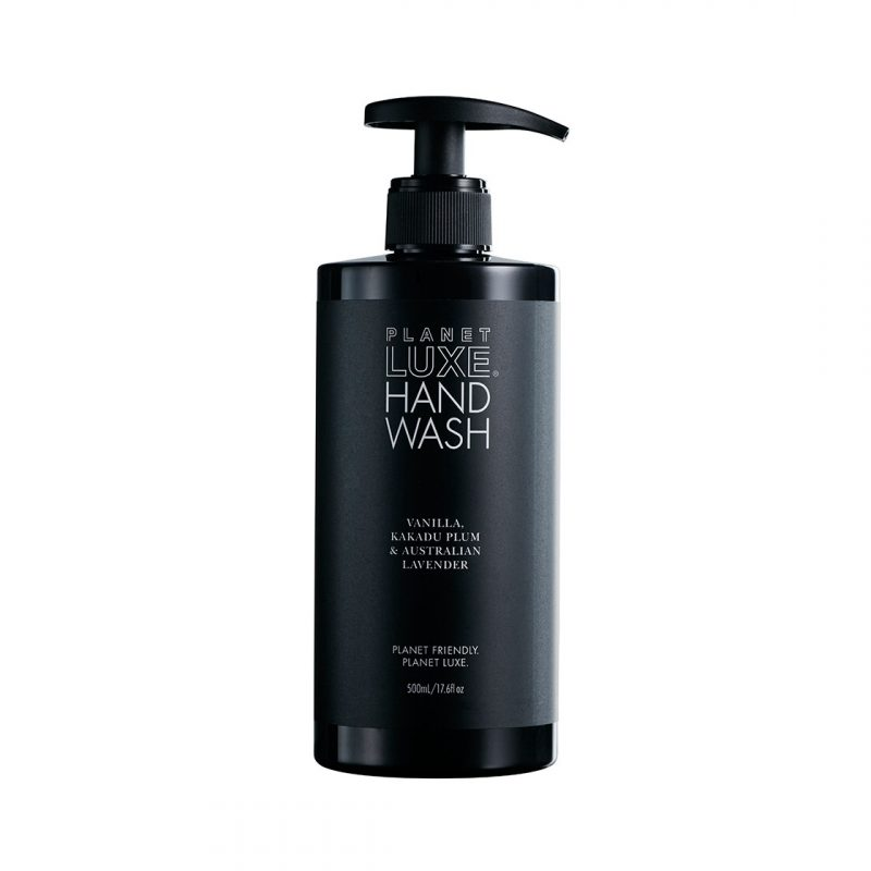 Planet luxe hand wash vanilla