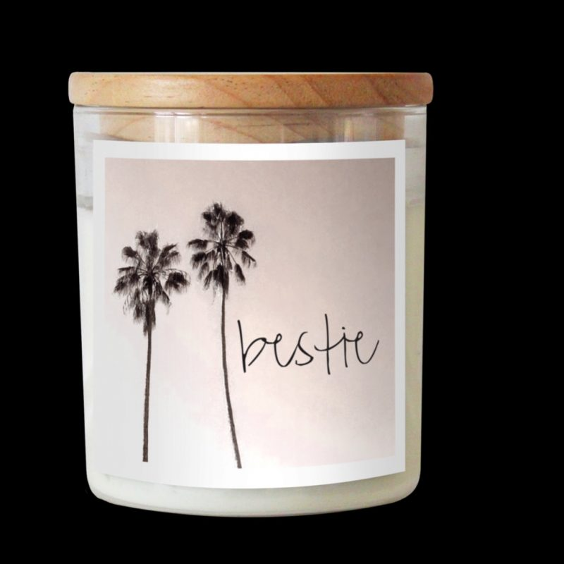 bestie the commonfolk collective soy candle