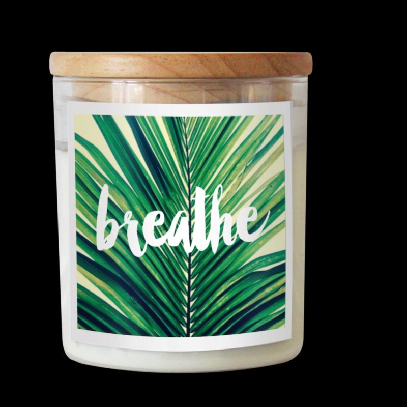 breathe soy candle the commonfolk collective