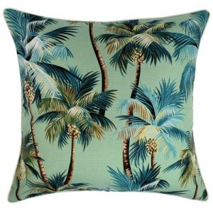 christmas gift ideas palms paradise cushion cover
