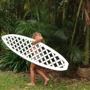 christmas gift ideas leilani decorative surfboard