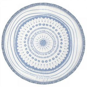 christmas gift ideas the watagos round towel