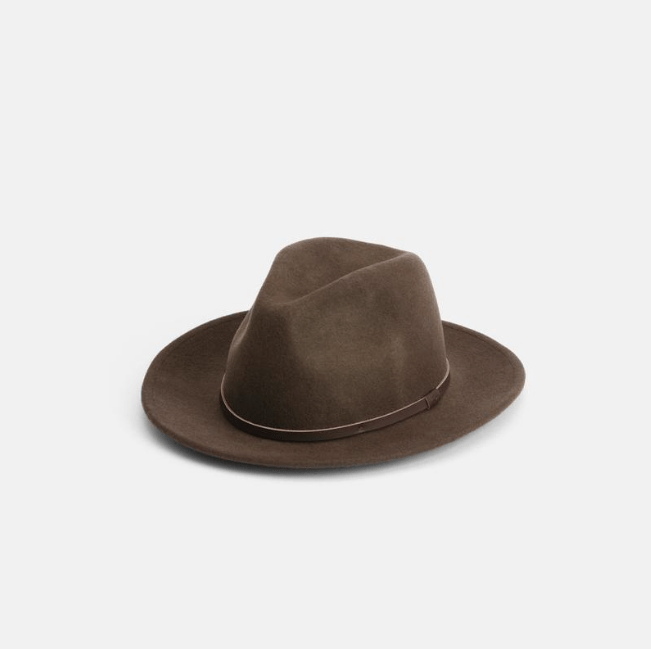 5860eb75 Will & Bear William Hat in Brown | Island Collective